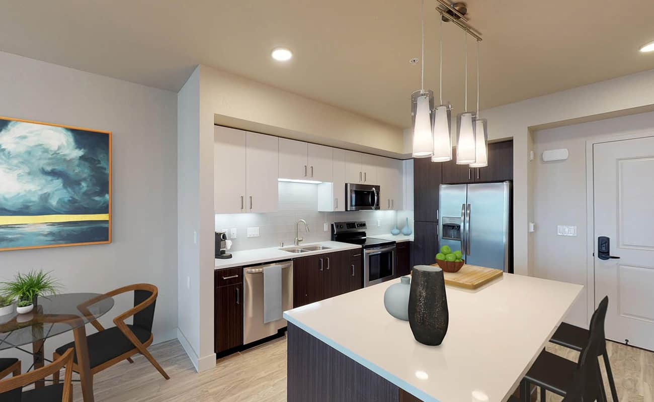 A3.1 • ROCKWELL Kitchen/Dining
