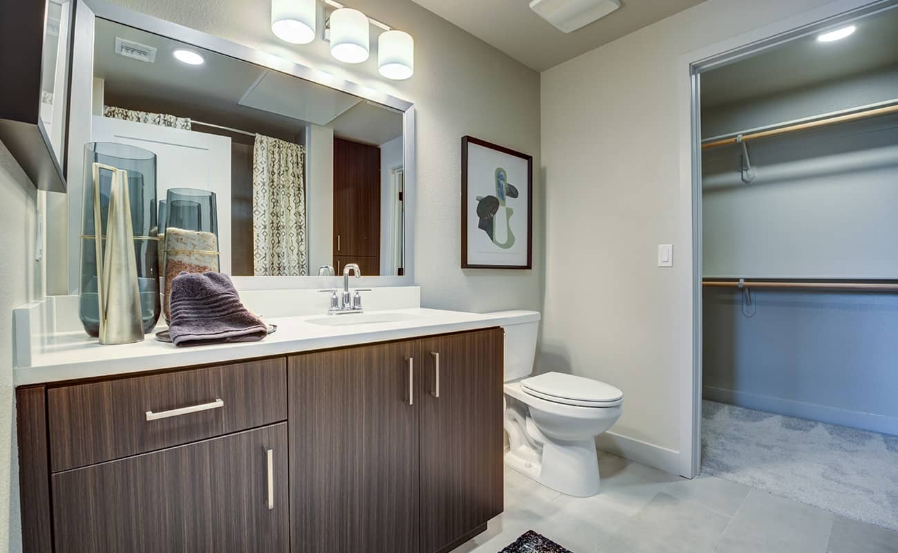 MODERN COLLECTION: B2.3 • MATISSE Master Bath