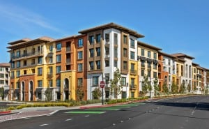 Street View of Luxury Renaissance Square Apartments In Concord
