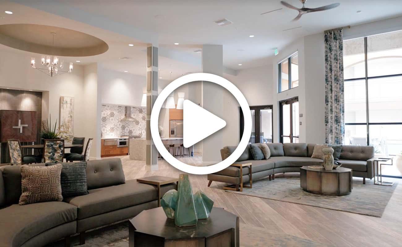 Renaissance Square Video - Club Room